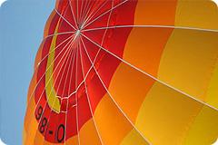 Vyhlídkové lety Šumava Foto č.1