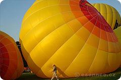 Vyhlídkové lety Znojmo Foto č.1