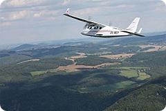 Vyhlídkové lety Dlouhá Lhota Foto č.1