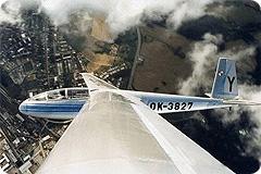 Vyhlídkové lety Hosín Foto č.1
