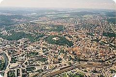 Vyhlídkové lety Jihlava Foto č.1